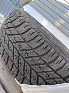 Goodyear Ultragrip Winter Tires on Rims 205/60R16 92T