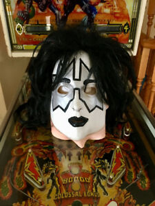 KISS Deluxe Spaceman Mask