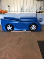 Little Tikes Race Car Bed
