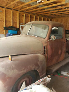 1950 Chevy 1 ton pick up truck