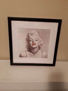 Marilyn Monroe 14 x 14 Picture