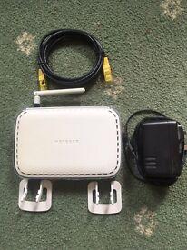 Netgear Super G Wireless ADSL Router