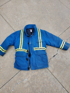 Insulated FR Jacket and bib set