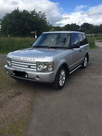 Range Rover Vouge V8