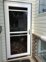 Bug$ out-$torm DOOR installs-Co$t-effective work for STORM SCREE