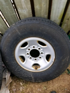 Tires or Rims
