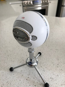 Blue Microphones USB Mic Snowball
