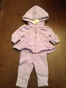 0-3 month and 3 month girls clothes London Ontario image 1