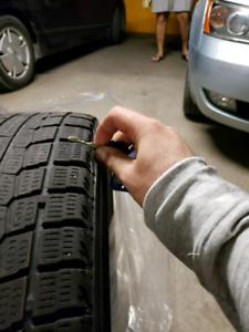yokohama winter tires 215 65 16