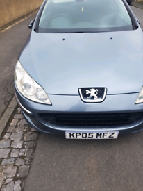 Peugeot 407 HDI 2L,FOR SALE