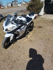 Ninja 300 with abs for sale new price
