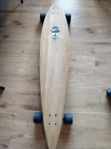 Arbor bamboo longboard