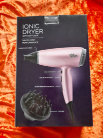 Phil Smith Ionic Dryer with Diffuser