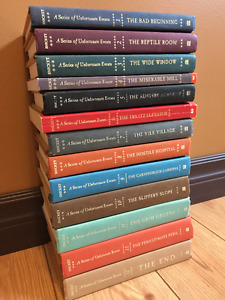 A Series of Unfortunate Events (Complete Collection)
