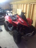 2009 Can Am Renegade 800R with Blown Motor