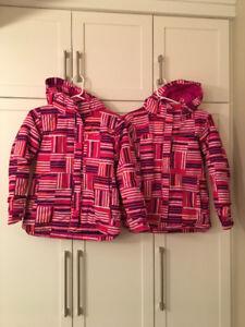 Girls Columbia Nordic Jump Jackets