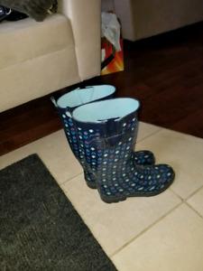 Bottes d'eau