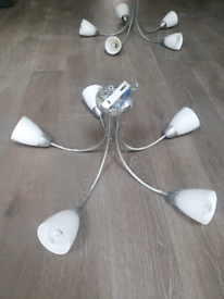 Light fittings (pair)