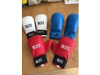 Blitz & Adidas Sparring Gloves