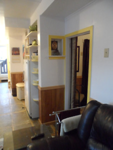 One Bedroom, Furnished suite in Trail, B.C