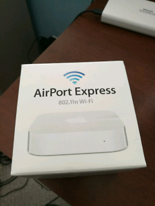 Apple Airport Express wifi router for sale