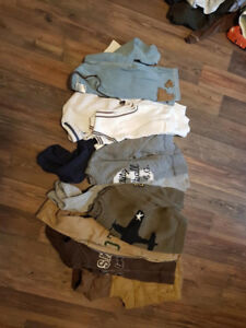 3T Gently Used Brand Name Boys Clothes