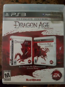 Dragon Age Origins Ultimate Edition for PS3