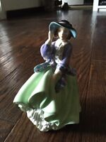 Royal Doulton Top O' The Hill Figurine