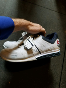 Reebok crossfit lifters
