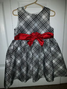 Christmas Dress size 4