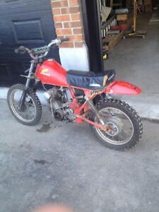 Honda xl80 projet xl 125