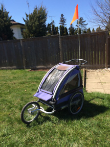 Nordic Cab Bike Trailer (for two)