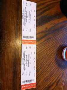 2 kick a.. oilers tickets against new Jersey  Strathcona County Edmonton Area image 1