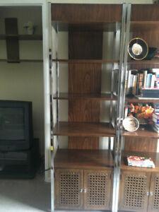Antique bookshelf set $100 or best offer
