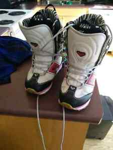 Roxy Snowboarding Boots Kitchener / Waterloo Kitchener Area image 1