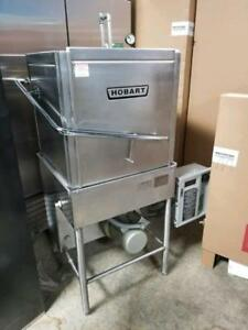 hobart high temperature upright dishwasher