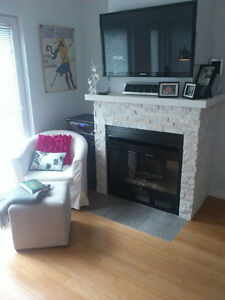 Fully furnished Condo for sale (3 floors) in Piedmont