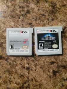 Mario Kart 7 3DS and Battleship 3DS $15 for both