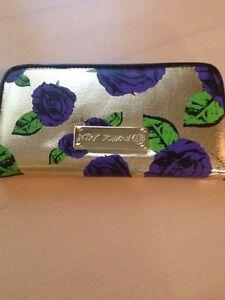 Betsey Johnson wallet brand new