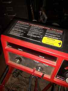 SNAP-ON DIGITAL BATTERY & ALTERNATOR TESTER plus CHARGER. Windsor Region Ontario image 5