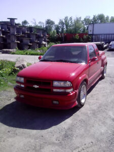 Pickup S10 Extreme