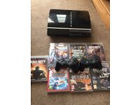 PS3 / games bundle / 2 x controllers