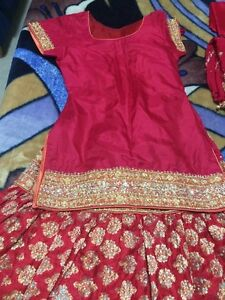 BRIDAL   Beautiful lehnga (gharara),