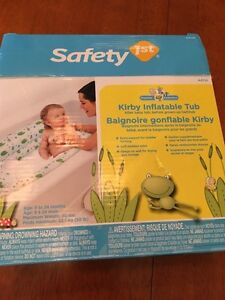 Baignoire gonflable / inflatable tub