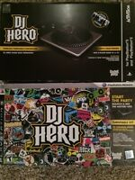 PS3 Playstation 3 DJ HERO Turntable set BRAND NEW!!!