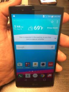 Unlocked, Original LG G4, 32GB; 16Mpix.En bon etat.Boite