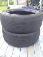 Tires for sale / Pneus à Vendre 205/55/16