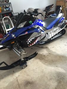 2011 Yamaha apex quick sale