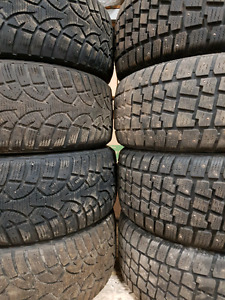 205/55/16  4 sets of Tires