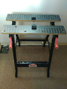 Table travail pliante / Folding Work Table (Workbench): Jobmate